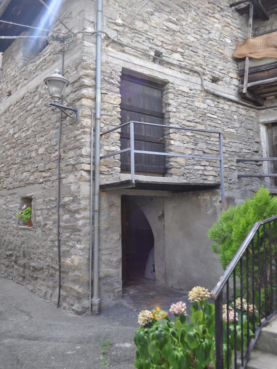 Foto 1 di Rustico / Casale Frazione Lalex, Sarre